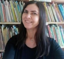Anna Cebula - bibliotekarka