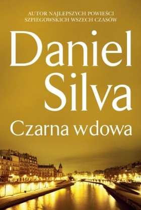 Czarna wdowa - Daniel Silva